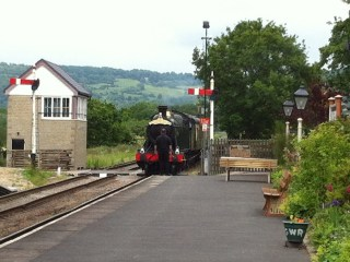 waiting for the signalman